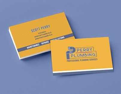 Perry Plumbing Logo