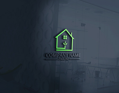 Professional And Real Estate Logo