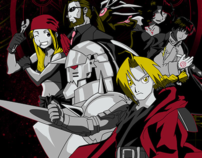 Fullmetal Alchemist | Poster