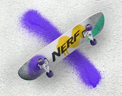 NERF — concept of corporate identity adaptation