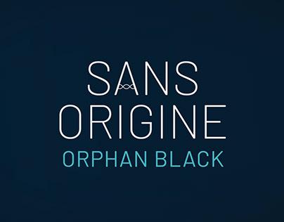 Ouverture: Orphan Black