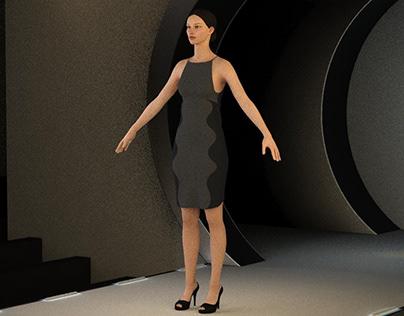 CLO3D Basic learning _sn.virtual.fashion_