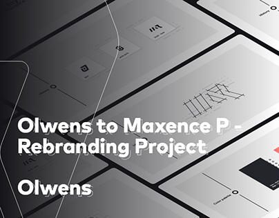 From Olwens to Maxence P. - Rebranding Project