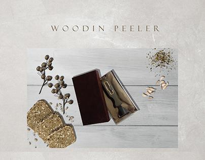 Handmade Project : Woodin Peeler