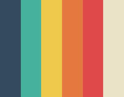 Palette #1