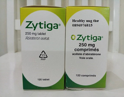 Thuốc Zytiga 250mg Abiraterone giá bao nhiêu