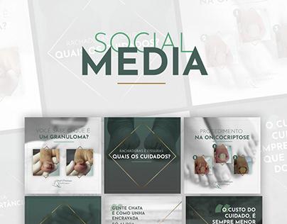 Social Media - Podologia