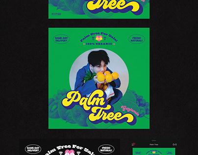 Yenjamin Single album : Palm Tree