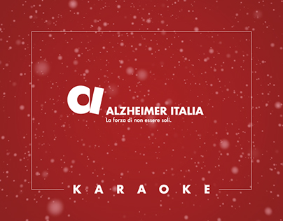 Federazione Alzheimer Italia - Karaoke