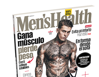 Men's Health MX / MAY17