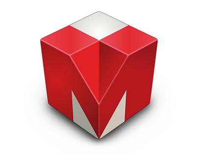 Ilustración vectorial - Logosímbolo Micrositios
