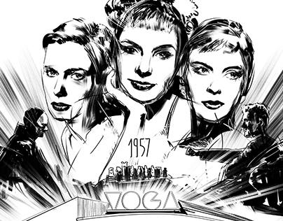 Cine Voga - Tribute