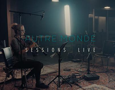 Session Live - Luc De LaRochellière