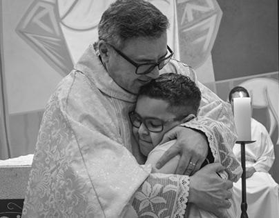 Batismo, Primeira Comunhão e Crisma - 2019