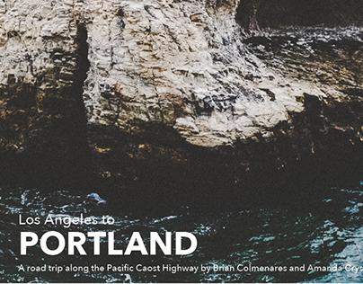 Los Angeles to Portland