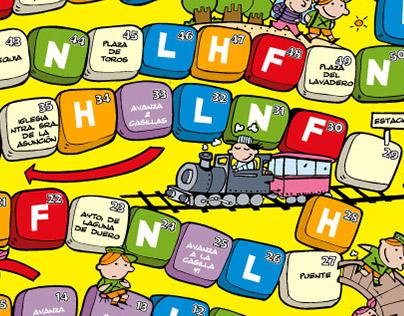 Games (Varios juegos de mesa)