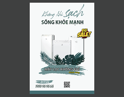Poster Quảng cáo LCD