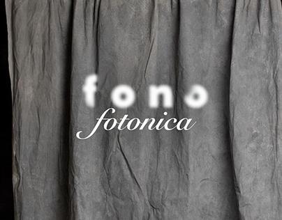 Fonofotonica Painted Backdrops — Identity
