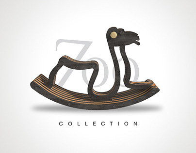 Zoo Collection - rocking animals from Russia.