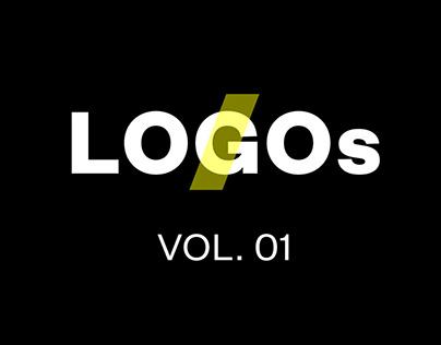 NW logo marks. Volume 01