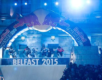 Crashed Ice, Belfast 2015