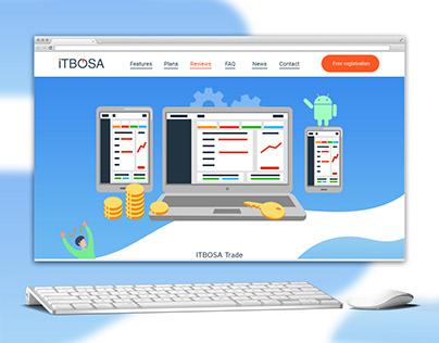 Itbosa website n Wordpress
