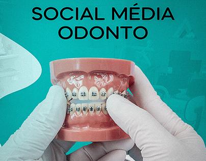 Social Media - Clínica AM Ortodontia