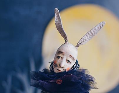 Hare man