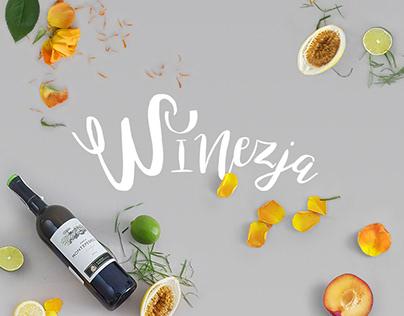 Winezja – website for wine lovers