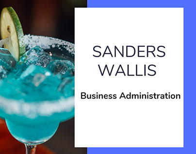 Sanders Wallis: Business Administration