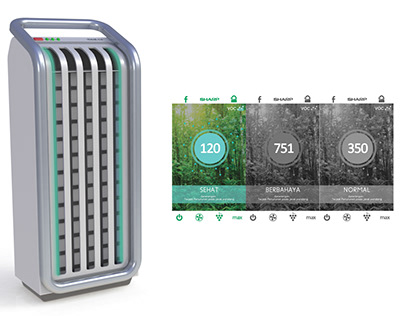 [Final Project] Air Purifier for New Families