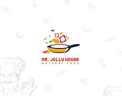 MR. J0LLYHOUSE- Brand Identity Design
