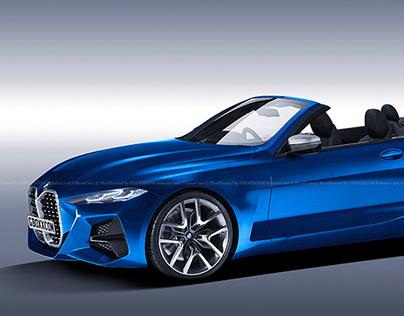 BMW Concept 4 Cabriolet