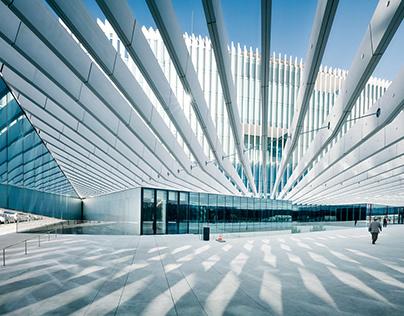 EDP Headquarters, Lisbon (day)