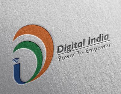 Digital India Logo Design