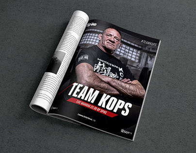 SpikeTV: Team Kops