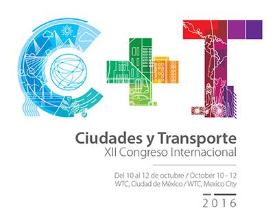 C+T /Ciudades y Transporte / XII Congreso Internacional