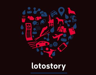 LOTOS – interactive online video