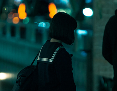 Japan Cinematic Frames