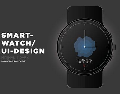 SMART WATCH UI DESIGN