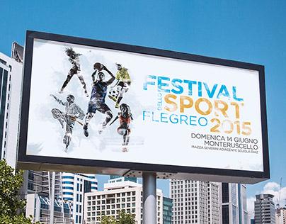 Festival Dello Sport Flegreo 2015 - ARTWORK