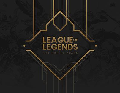 League of Legends Champions app