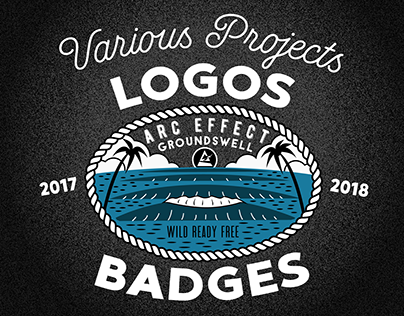 Various LOGOS + BADGES
