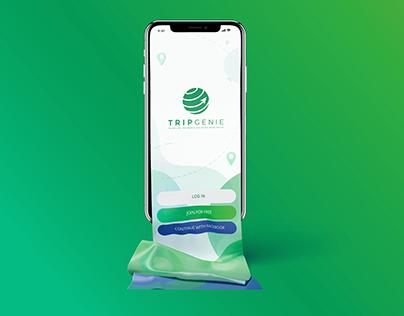 TripGenie - Travel App