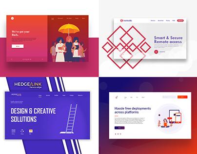 Landing Page Designs