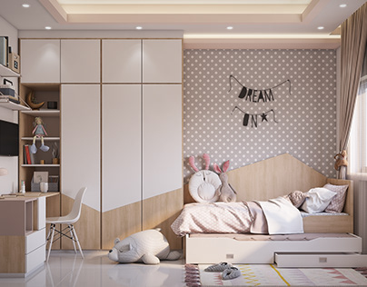 second suggestion for kid's bedroom design