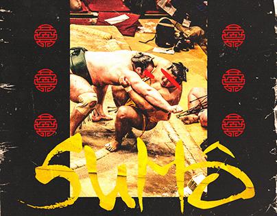 JÉ SANTIAGO - SUMÔ (SINGLE COVER)