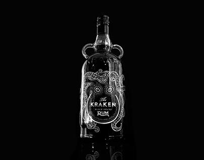 The Kraken Rum Redesign