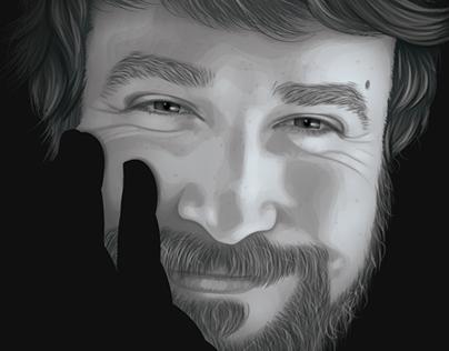 Colour Blind Portrait Challenge
