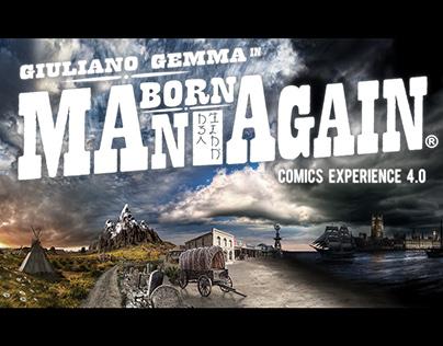 Man Born Again - Digital Comics